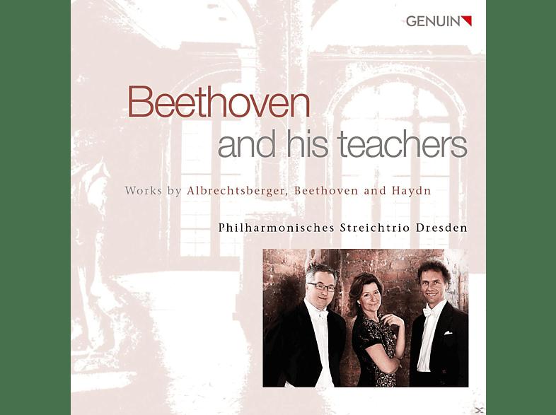 Philharmonisches Streichtrio Dresden - Beethoven und seine Lehrer [CD]