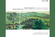 Nina Karmon, Maria Sofianska - Fantasie in C-Dur/Violinsonate op.18 [CD]