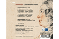 Patrick Cohen-akenine, Les Folies Francoises - Il Maestro Famosissimo Di Violino [CD]