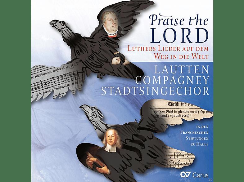 VARIOUS - Praise The Lord-Luthers Lieder Auf Dem Weg In Die Welt [CD]