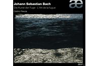 Cedric Pescia - Bach: L'Art De La Fugue [CD]