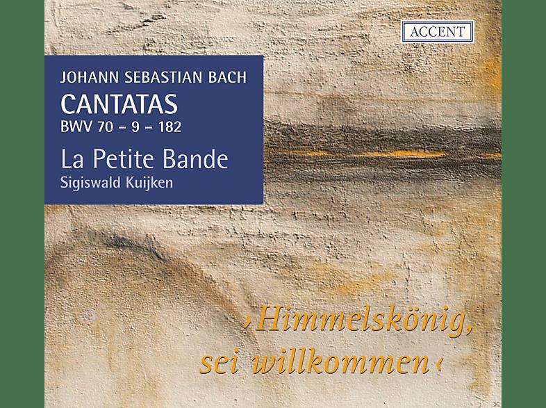 La Petite Bande - Cantatas BWV 70-9-182 [SACD Hybrid]