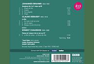 London Symphony Orchestra - Sinfonie 3/La Mer/Poème De L'amour [CD]