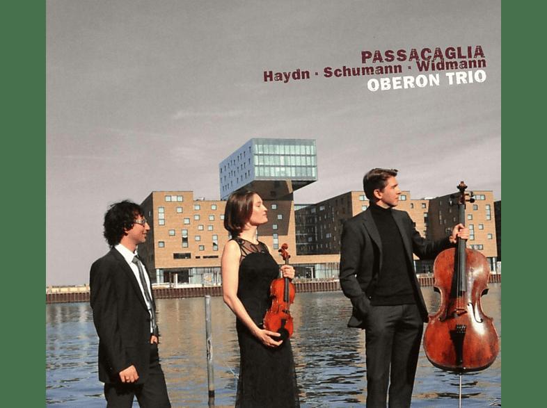 Oberon Trio - Passacagila [CD]