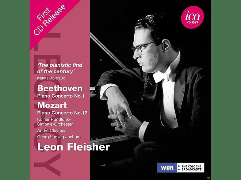 Leon Fleisher, Wdr Sinfonieorchester Köln - Leon Fleisher: Klavierkonzert 1 & 12 [CD]