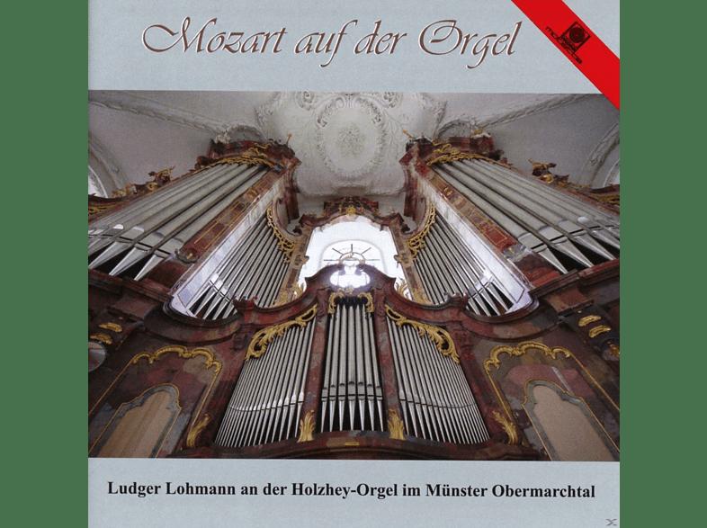 Ludger Lohmann - Mozart Auf Der Orgel [CD]