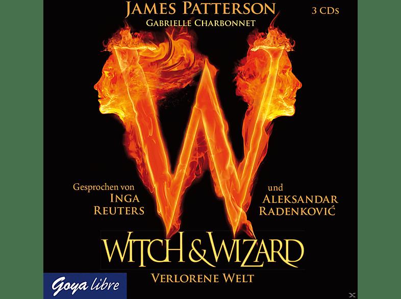 Witch & Wizard - Verlorene Welt - (CD)