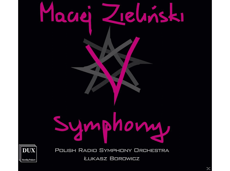Polish Radio Symphony Orchestra - Maciej Zielinski: V Symphony [CD]