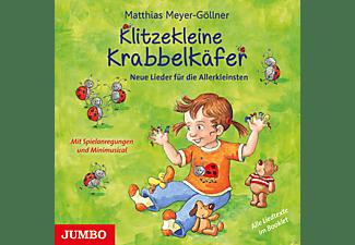 Klitzekleine Krabbelkäfer  - (CD)