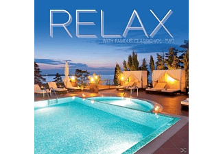 VARIOUS - Relax With Famous Classic Ii  - (CD)