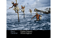 The English Baroque Soloists, Monteverdi Choir - Easter Oratorio / Actus Tragicus [CD]