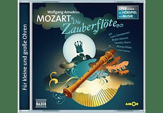 Zamperoni/Klemm/Stern/+ - Die Zauberflöte  - (CD)