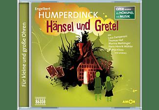 Hof/Mehlinger/Zamperoni/+ - Hänsel und Gretel  - (CD)