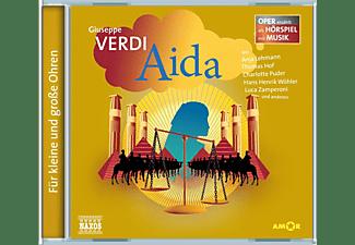 Lehmann/Hof/Puder/+ - Aida  - (CD)