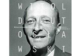 Stanisław Skrowaczewski - Konzert Für Orchester/Sinfonie 1  - (CD)
