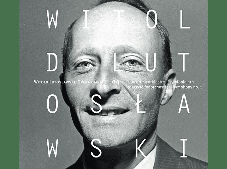 Stanisław Skrowaczewski - Konzert Für Orchester/Sinfonie 1 [CD]
