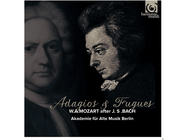 Akademie Für Alte Musik Berlin - Adagios & Fugues After Bach [CD]