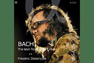 Frederic Desenclos - Das Wohltemperierte Clavier I & II [CD]