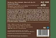 Eileen Farrell, Carol Smith, Kim Borg, Westminster Choir, New York Philharmonic, Richard Lewis - Missa Solemnis [CD]