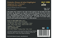 Royal Philharmonic Orchestra - Prokofiev: Romeo & Juliet (Highlights) [CD]