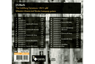 Duo Melisande - The Goldberg Variations [CD]