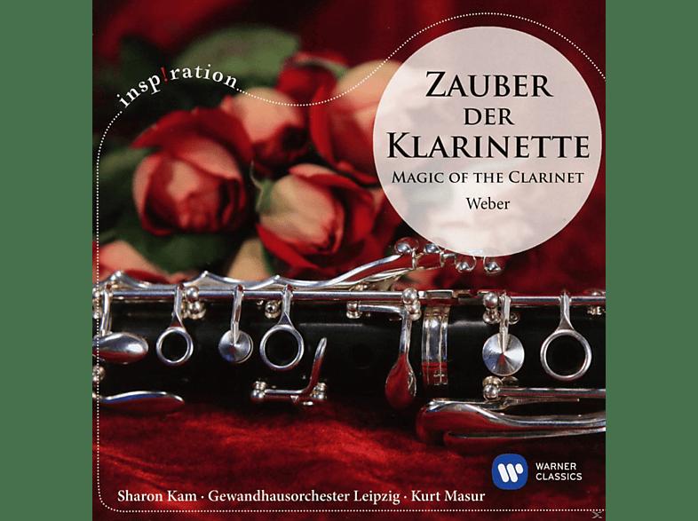Sharon Kam, Gewandhausorchester Leipzig - Zauber Der Klarinette - Magic Of The Clarinet [CD]