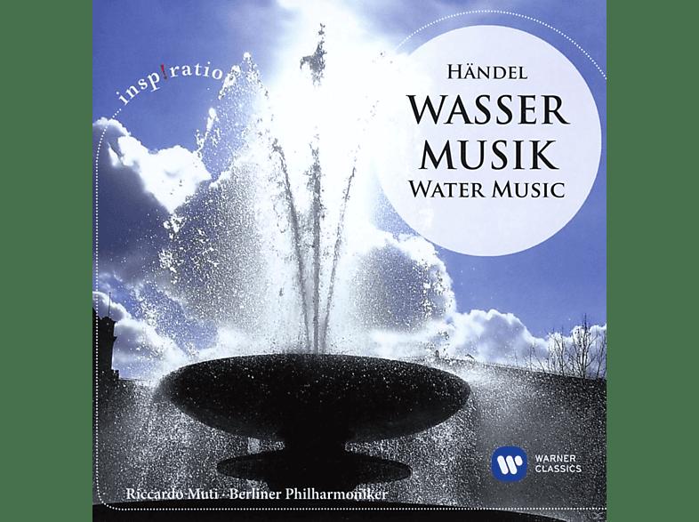 Riccardo Muti, Berliner Philharmoniker - Wassermusik-Water Music [CD]