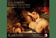 Consort Baroque Laurentia, Michel Angers, Peggy Bélanger - Passioni,Vizi & Virtu-Kantaten & Arien [CD]