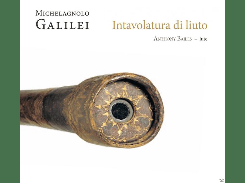 Anthony Bailes - Intavolatura Di Liuto [CD]