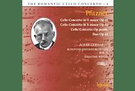 Alban Gerhardt, Gergana Gergova, Rundfunk-sinfonieorchester Berlin - Pfitzner: Cello Concertos [CD]