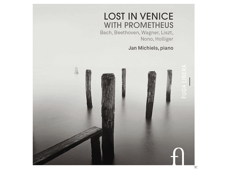 Jan Michiels - Lost In Venice With Prometheus [CD]
