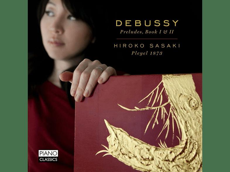 Hiroko Sasaki - Preludes-Book I& Ii [CD]