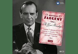 VARIOUS - Sir Malcolm Sargent  - (CD)