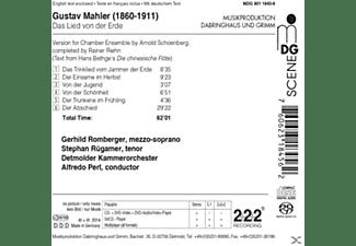 Gerhild Romberger, Stephan Rügamer, Detmolder Kammerorchester - Das Lied Von Der Erde  - (SACD Hybrid)