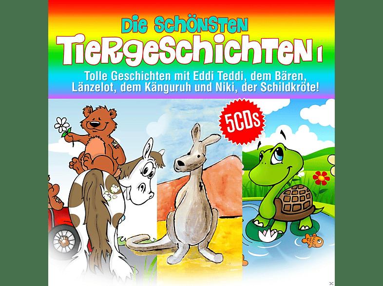 Various - Die schönsten Tiergeschichten 1 - (CD)