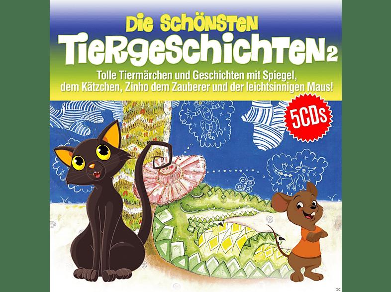 Various - Die schönsten Tiergeschichten 2 - (CD)