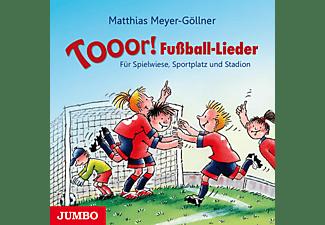 Matthias Meyer-göllner - Tooor! Fußball-Lieder  - (CD)
