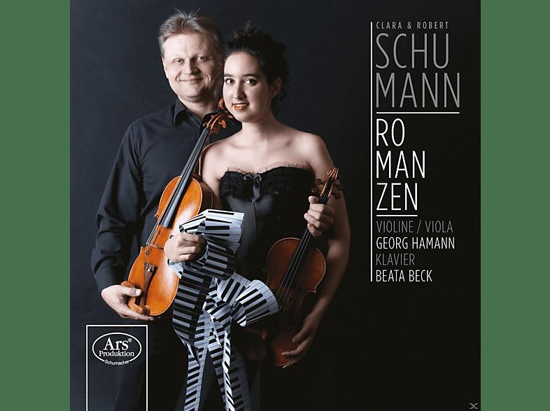 Georg Hamann, Beata Beck - Werke Für Violine & Viola [CD]