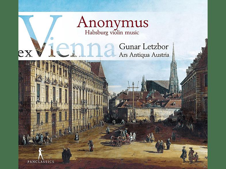 Ars Antiqua Austria - Violinmusik Aus Der Wiener Handschrift XIV 726 [CD]