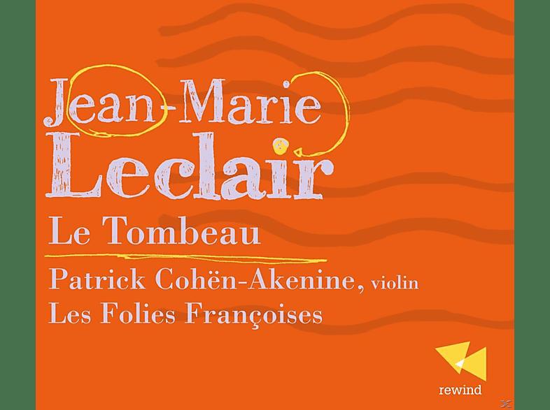 Léonor De Recondo, Francois Poly, Beatrice Martin, Les Folies Francoises - Le Tombeau [CD]