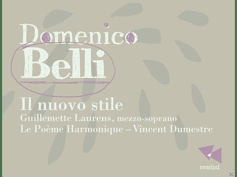 Guillemette Laurens, Le Poeme Harmonique - Il Nuovo Stile [CD]