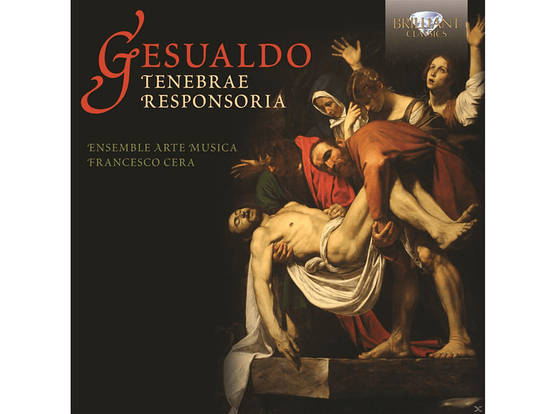 Ensemble Artemusica, Francesco Cera - Tenebrae Responsoria [CD]