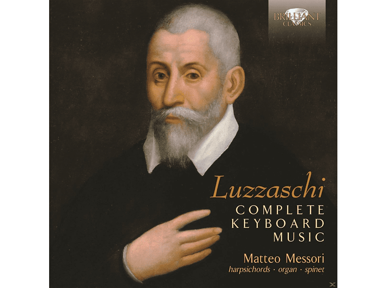 Matteo Messori - Complete Keyboard Music [CD]