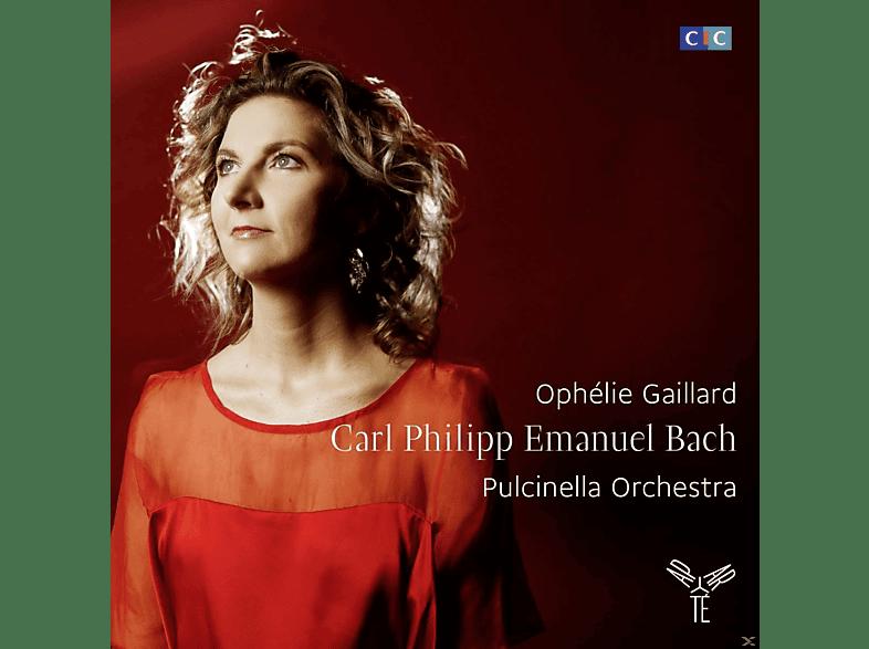 Pulcinella Orchestra, Gaillard Ophelie - Carl Philipp Emanuel Bach [CD]