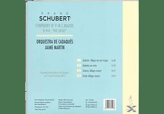 Orquestra de Cadaques - Sinfonie 9 In C-Dur  - (CD)