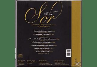 Orquestra de Cadaques, Marriner Neville - Overtüren Und Sinfonien  - (CD)