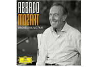 VARIOUS, Orchestra Mozart - Mozart (Abbado Symphony Edition) [CD]