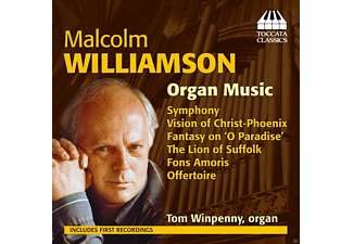Tom Winpenny - Williamson: Organ Music - (CD)