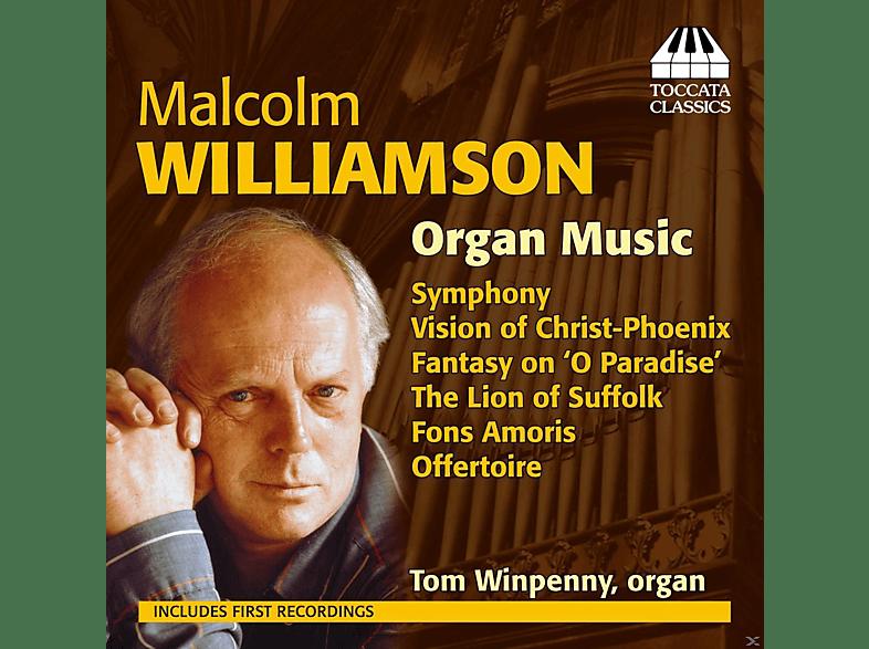 Tom Winpenny - Williamson: Organ Music [CD]