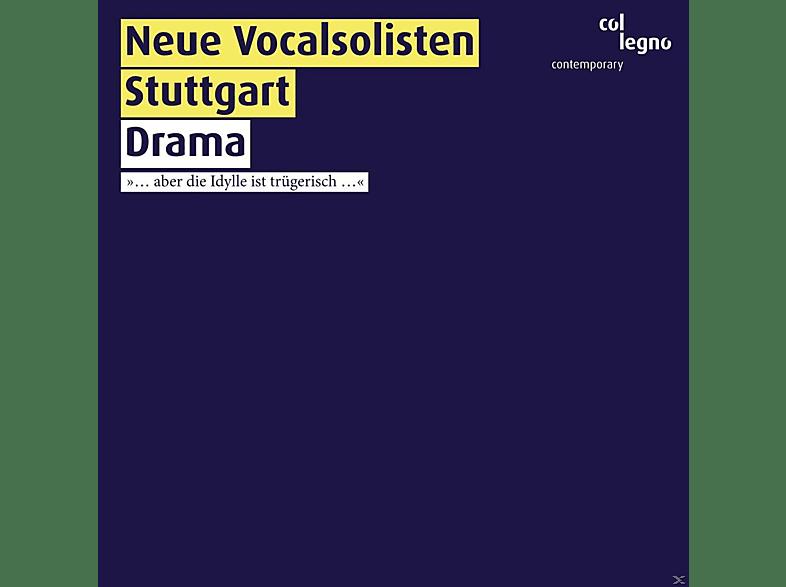 Neue Vocalsolisten Stuttgart - Drama [CD]